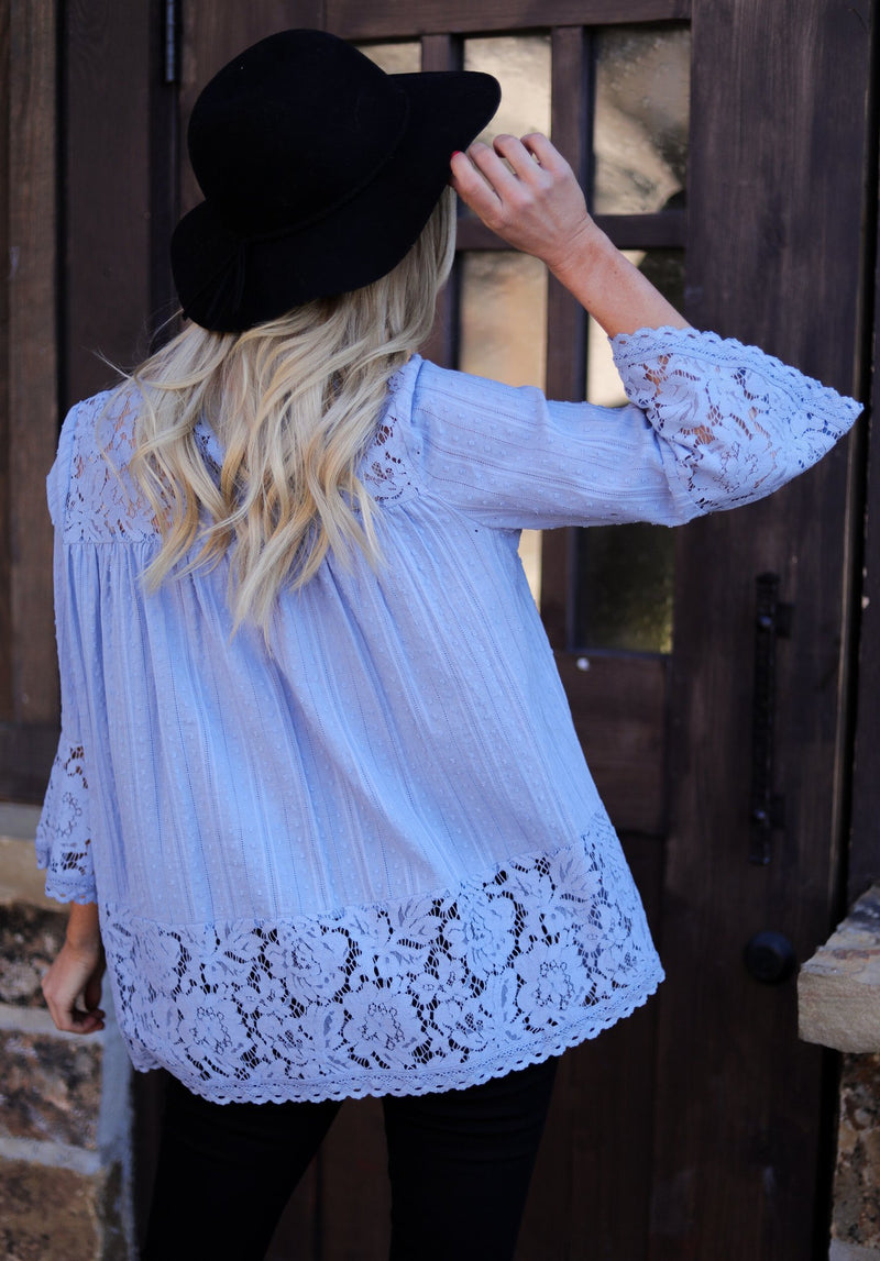Blair Bell Sleeve Blouse