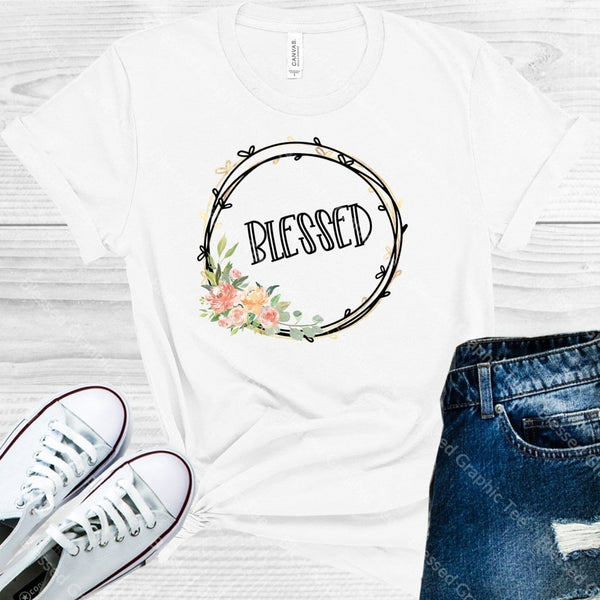 Blessed Graphic Tee Graphic Tee