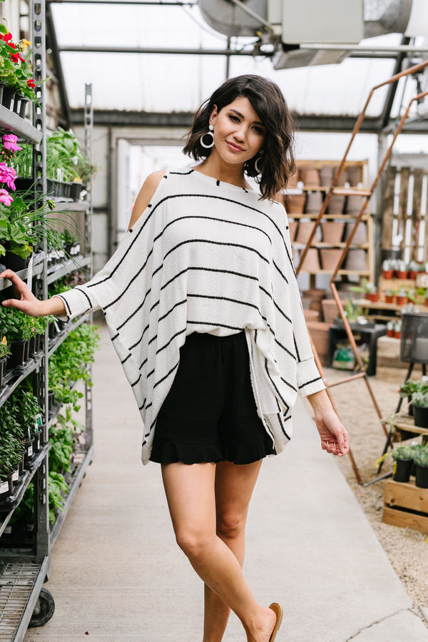 Fashion Forward Striped Top