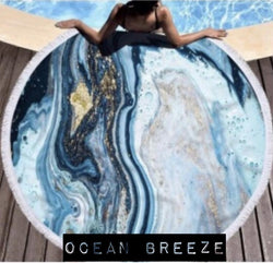 Ocean Breeze Towel