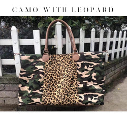 Camo with Leopard- preorder