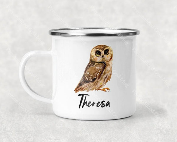 Personalized Owl Mug Coffee