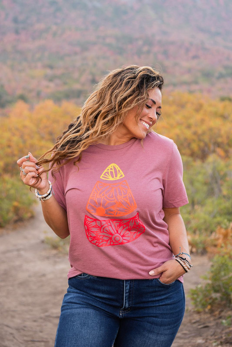 Candy Corn Graphic Tee