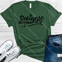 Snuggle Weather Graphic Tee Graphic Tee