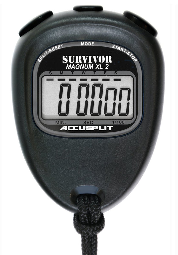 Stoppur Accusplit Survivor XL2