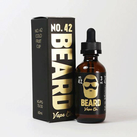 Beard Vape Co. 50ml e-liquid-No. 42