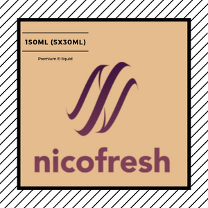 Nicofresh 150ml (5x30ml)