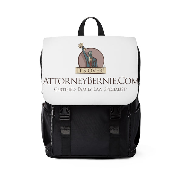 Unisex Court Documents Shoulder Backpack