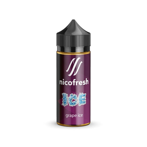 50ml Grape Ice - Nicofresh Shortz - Limited Offer