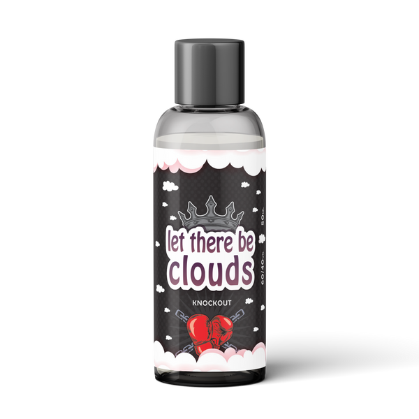 50ml Knockout Menthol - Let There Be Clouds