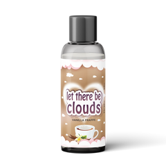 50ml Vanilla Frappe - Let There Be Clouds - limited offer