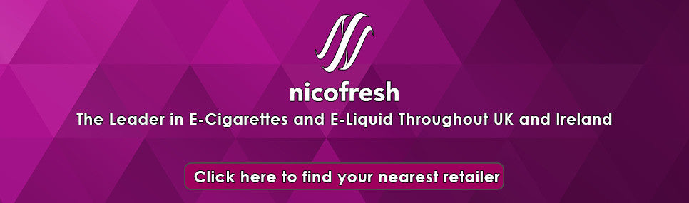 Nicofresh Electronic Cigarettes Locations
