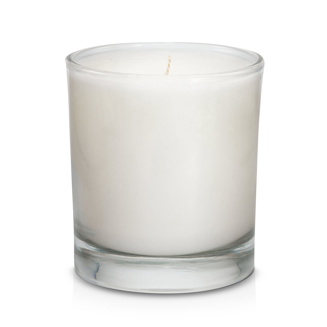 8oz Sample Heavy Rock Glass Candle