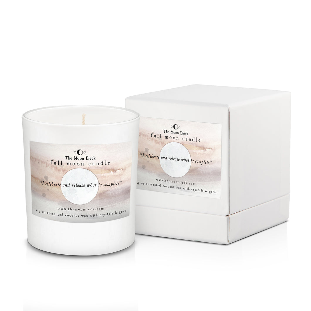7.5oz Candle with Box