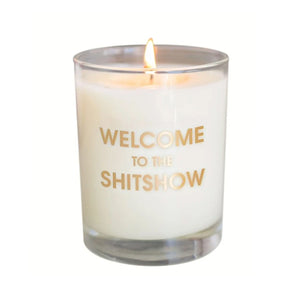 "11oz Candle ""Welcome to the Shitshow"""