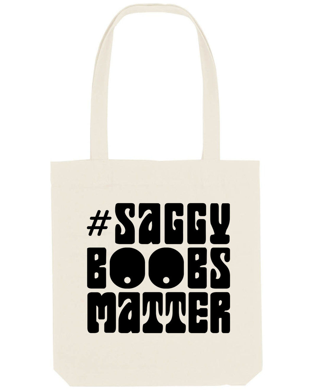 Saggy Boobs Matter Totebag