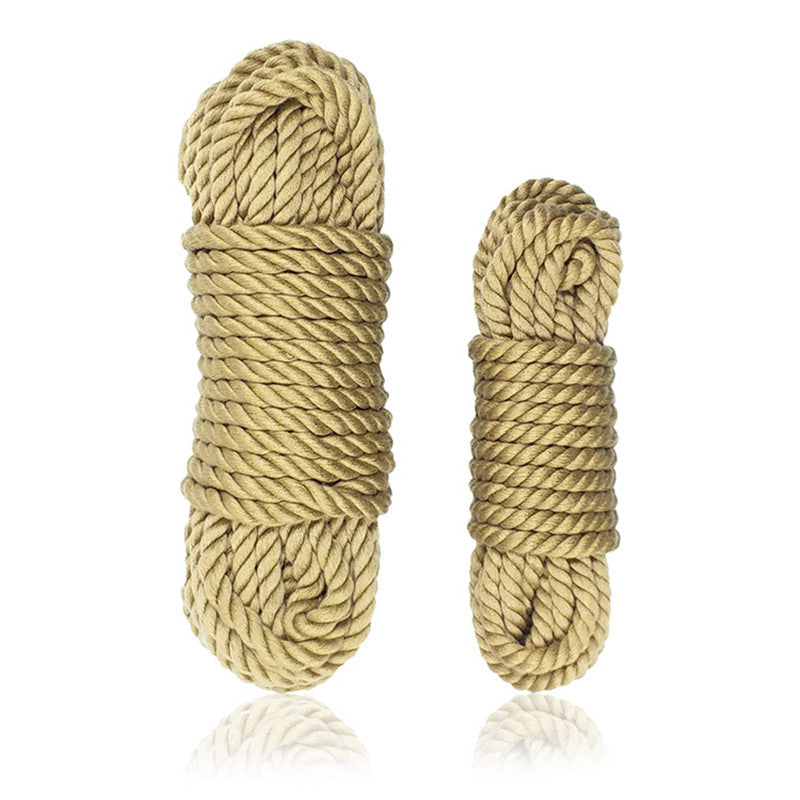 BDSM Bondage Soft Cotton Binding Rope Cord Restraint