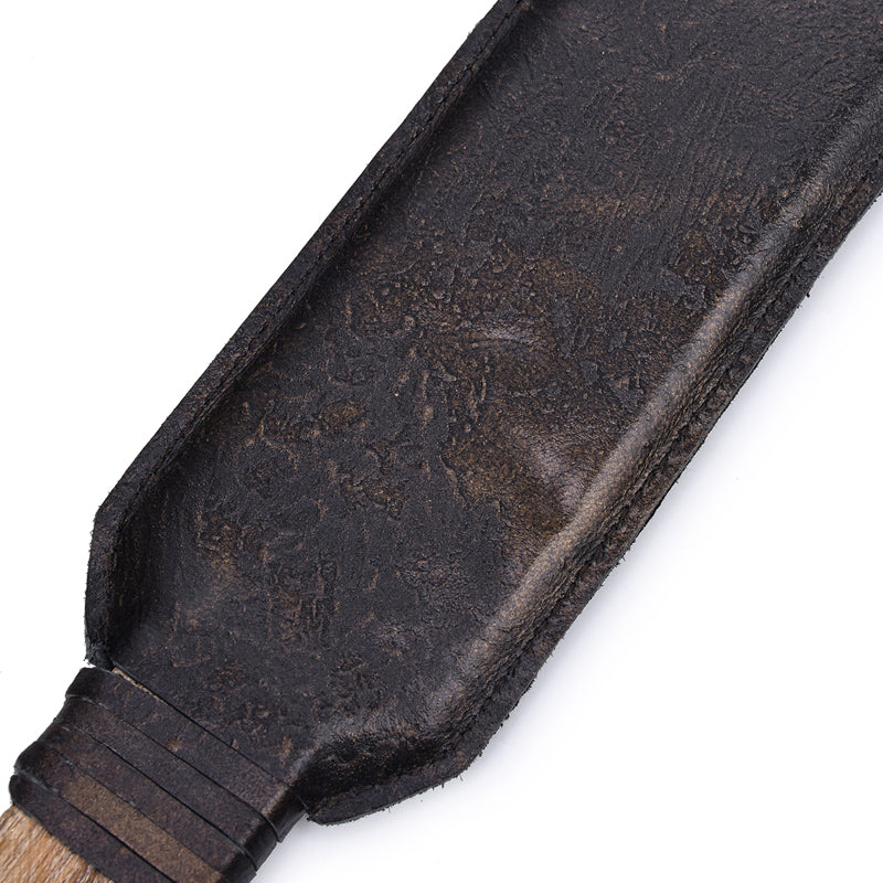 Cowhide Genuine Leather Spanking Paddle