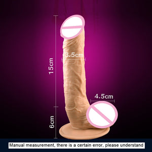 Large Realistic Squirting Dildo
