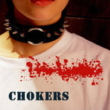 Necklace Punk Rockstar Rockband Choker School Girl