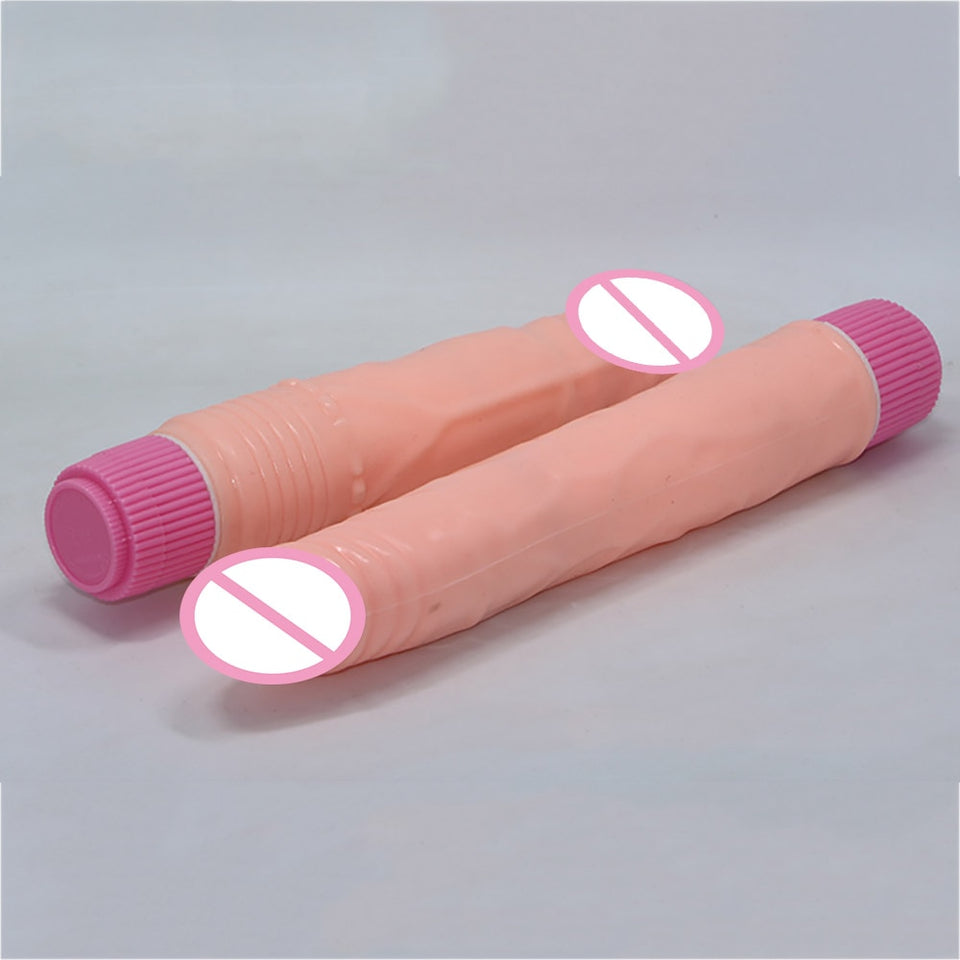 Vibrating Toy Artificial Penis Massager Vaginal