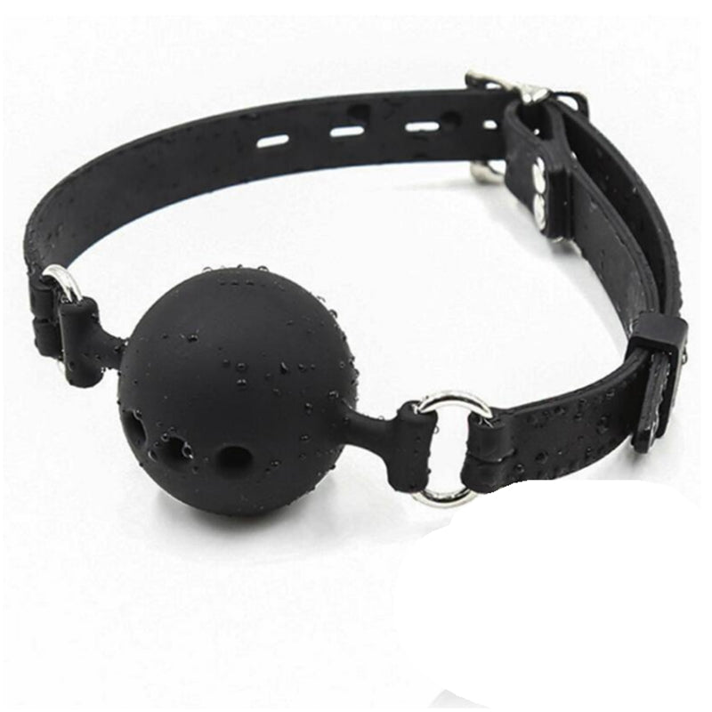 XL Full Silicone Open Mouth Gag
