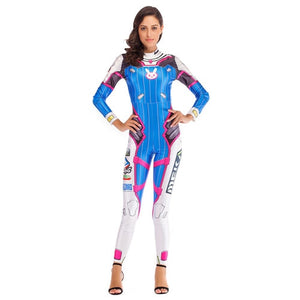 DVA Cosplay Jumpsuit
