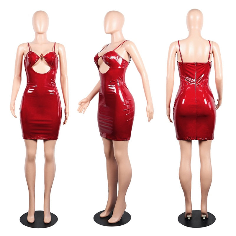 Mini Night Club Party Dress
