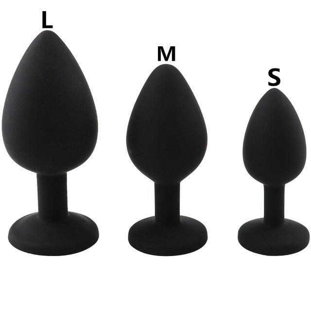 silicone butt plugs