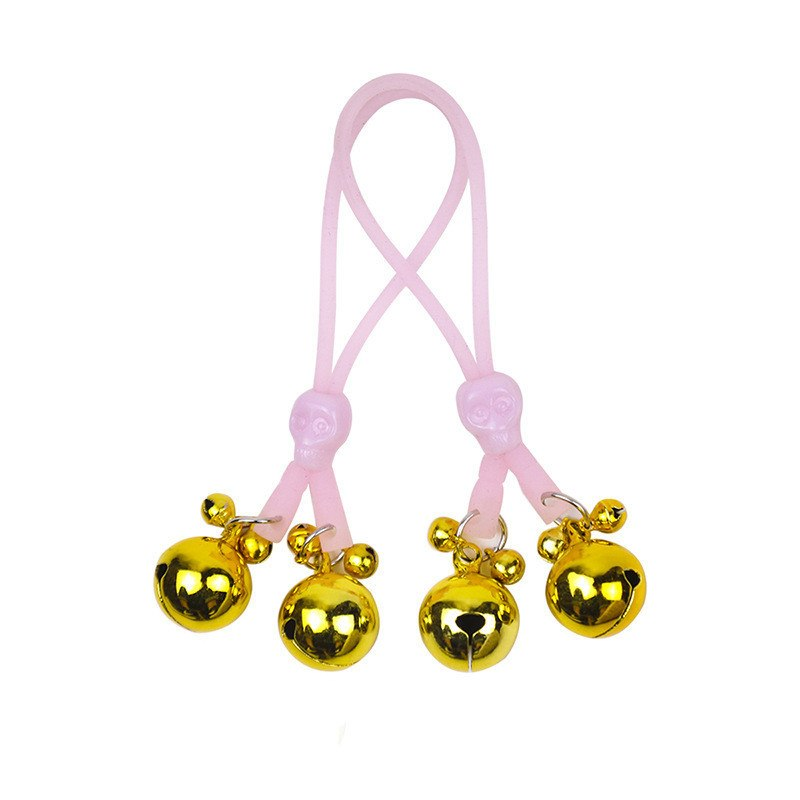 Nipple Clamps with Bells