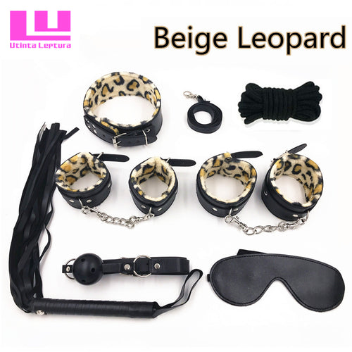 CLEARANCE Bondage Kit 7 pcs BDSM Kit