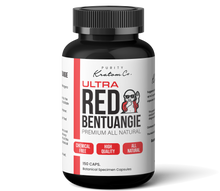 Load image into Gallery viewer, Ultra Red Bentuangie (Finely Packed Kratom Capsules - 500mg per Capsule)
