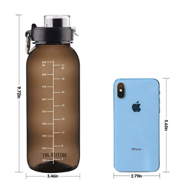 1000ml 34oz and With Keychain