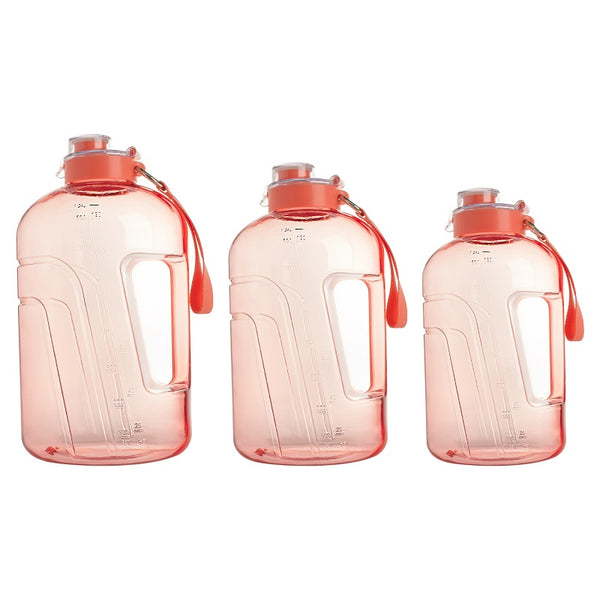 1 Gallon Water Bottle With Time Marking