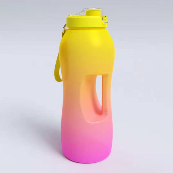 Sport Water Bottle with Time Marker