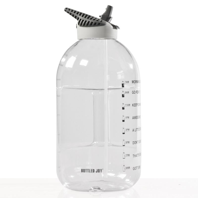 Load image into Gallery viewer, Dishwasher Safe 1 Gallon 3.78L Large Capacity Special Plastic Sports Water Bottle with Custom Logo