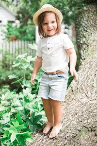 Toddler Custom Leather Belt | Cope & Co