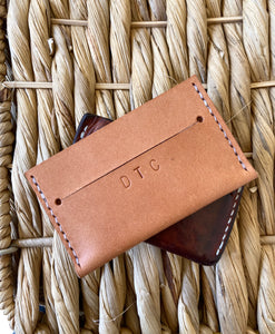 Leather Minimalist Wallet | Cope & Co