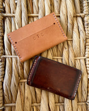 Load image into Gallery viewer, Leather Minimalist Wallet | Cope & Co