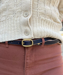 "Fall Collection 3/4"" Women's Belt 