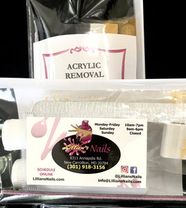 Acrylic Removal Kit
