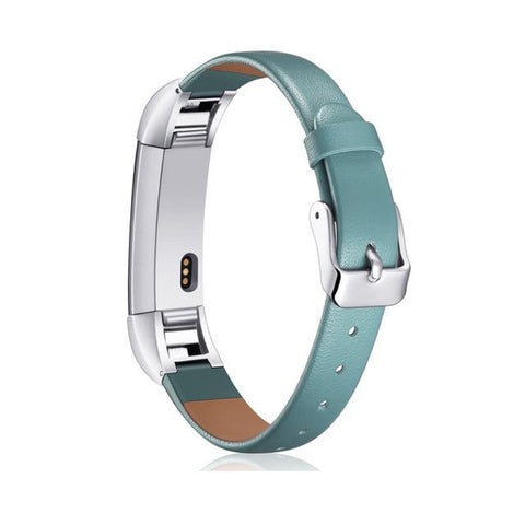 Replacement Leather Strap For Fitbit Alta HR