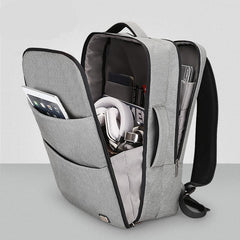 Waterproof USB Charging Anti-Theft Backpack