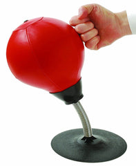 World's Best Desktop Punch Bag