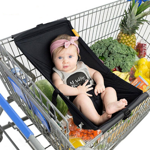Foldable Baby Shopping Cart Trolley