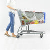 Image of Foldable Baby Shopping Cart Trolley