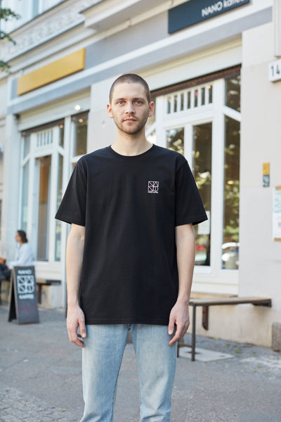 NANO Logo T-Shirt (black)