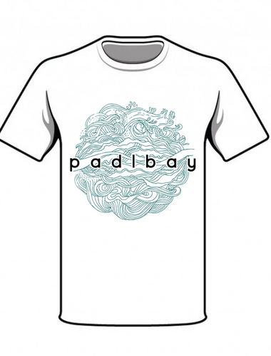 Limited Edition Padlbay Wave SUP Crew T-Shirt