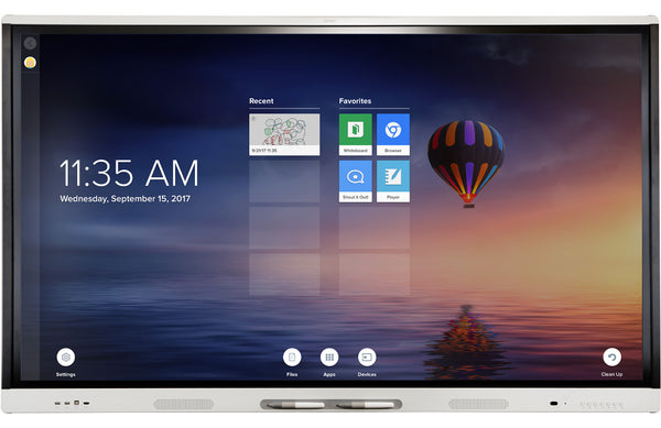 "SMART Board MX265 interactive display with iQ 65"" 4K (SBID-MX265)"
