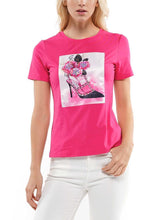 Load image into Gallery viewer, Chel's Glam Shoe Tee